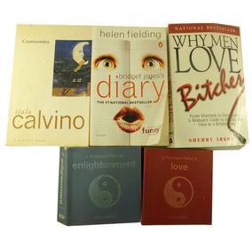 Lote 5 Livro E Inglês David Baird Why Men Love Bitches B6004