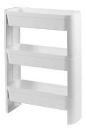 Organizador Slim Três Andares Loft