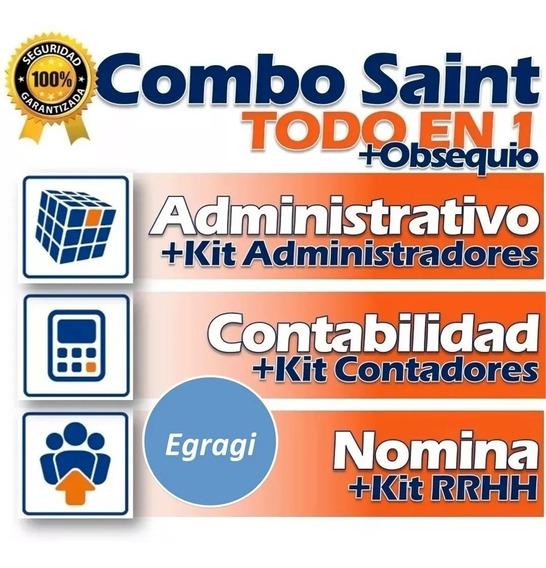 Saint Contabilidad Facturación Administrativo Nomina Y Más
