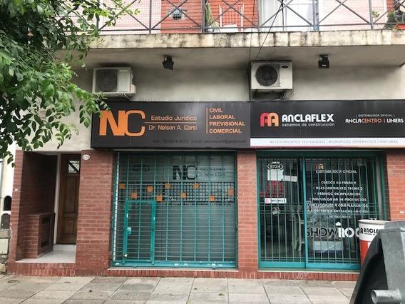 Mono Ambiente Dividido Al Frente Con Balcon En Liniers