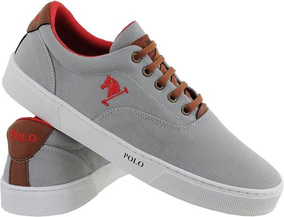 Sapato Masculino Polo Joy