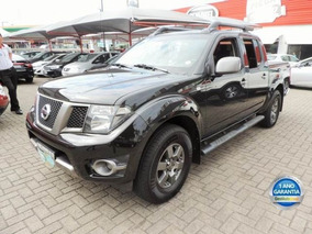 Nissan Frontier Sv Attack 4x4 Cabine Dupla 2.5 Turb..awz9699