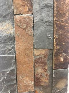 Revestimiento Piedra Natural Oxido