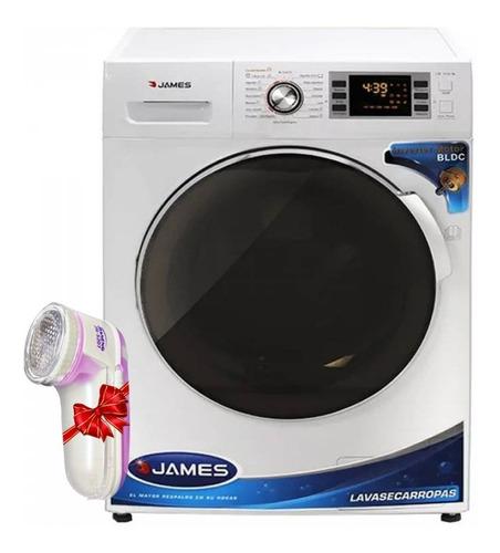 Lavasecarropa James E1016 10kg Digital Autolimpiante Dimm