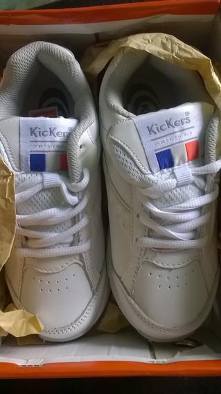 Zapatos Deportivos Kickers