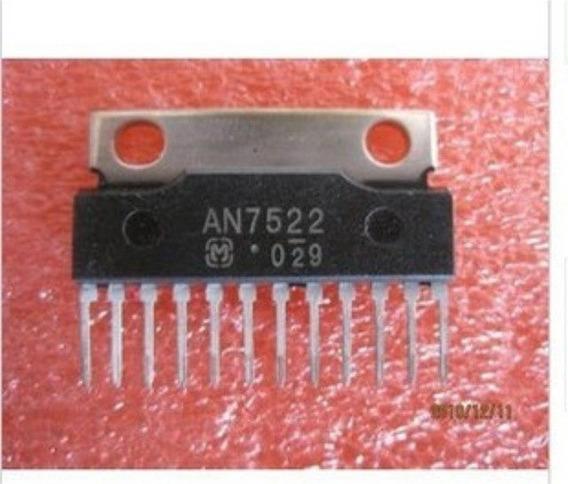 An7522 - Cd7522cs - 7522 - An7522n - 100% Genuíno Cr.7,95