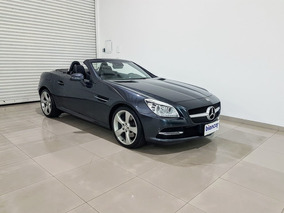 Mercedes-benz Slk 250 1.8 Cgi 16v Turbo Gasolina 2p Aut.