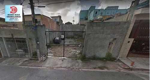 Terreno - Vila Re - Ref: 9034 - V-9034