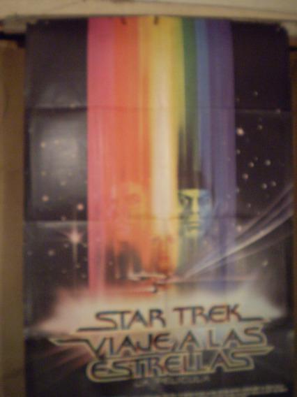 Star Trek Viaje A Las Estrellas-con Rotura Reparada-ver Foto