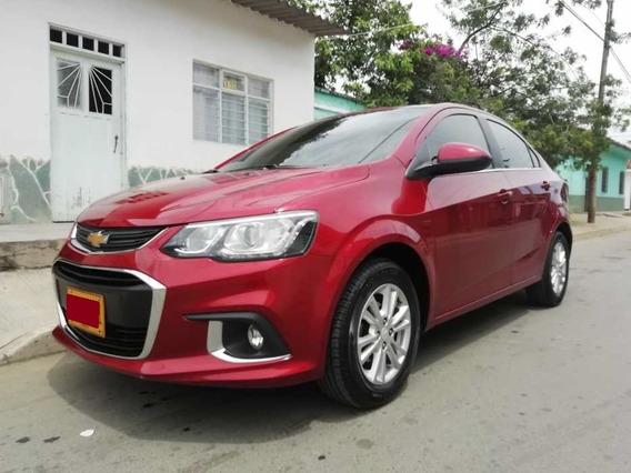 2018 Chevrolet Sonic Lt 5p Hb 4x2 Mec Gsl 1600 Cc Fe Abs 2 A