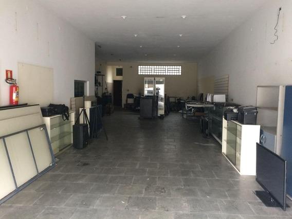 Ponto Comercial 110 M² Para Locação, Centro - Mogi Das Cruzes - 620