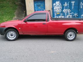 Ford Courier 1.6 L Flex 2p 96 Hp