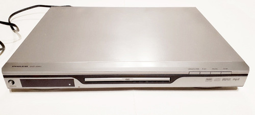 Reproductor Dvd Philco Modelo Dvp-404u