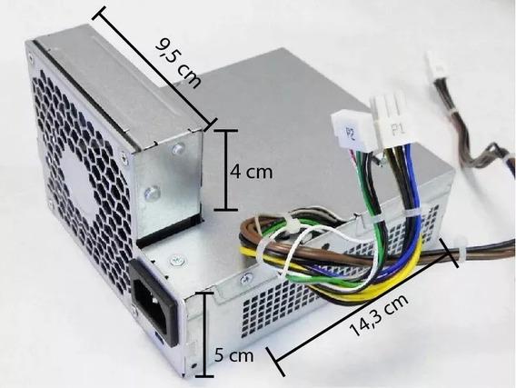 Fonte Para Cpu Hp Compaq 8200 Elite Small Form Factor