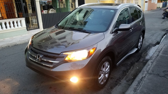 Honda Cr-v Exl 2013 Full Recien