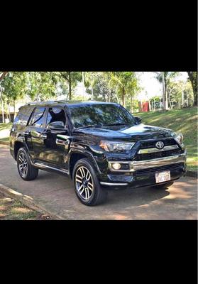 Toyota 4runner Limited Versión Ame