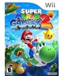 Mario Galaxy 2 Wii Envio Gratis