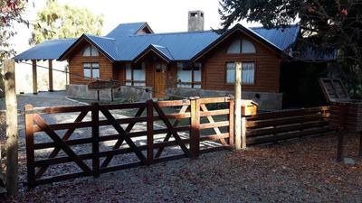 Alquiler Temporario Casa En San Martin De Los Andes