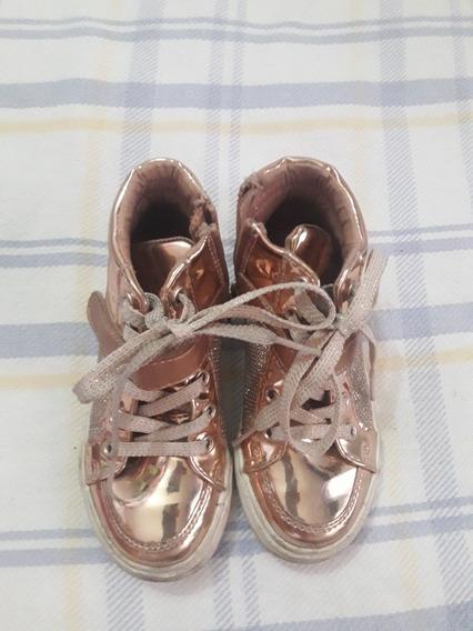 Zapatos Para Niña Talla 9