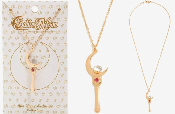 Sailor Moon - Collar Cetro