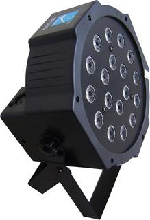Big Dipper Lp005 Spot 18 Led Tacho Parled Proton Bañador Dmx