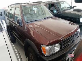 Pathfinder 4.0 Le 4x4 V6 24v 1997´- Aceto Troca Por Kombi