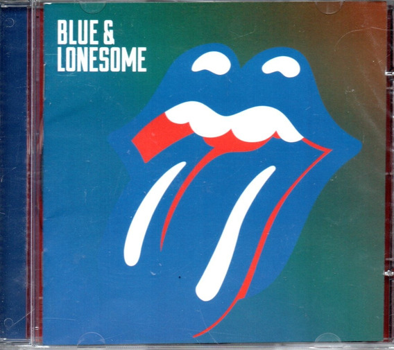 Cd Rolling Stones - Blue E Lonesome