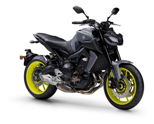 Mt09 Abs 2021 Yamaha 0km Cinza
