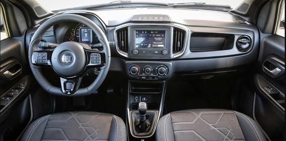 Fiat Strada 0km Anticipo $130.000 O Usadas Saveiro Ranger X-