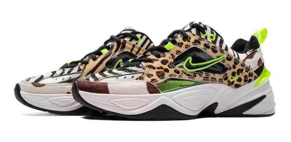 Tenis Nike M2k Tekno Animal Pack
