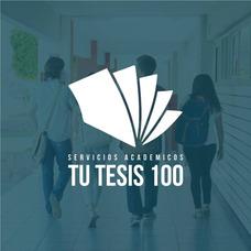 Asesoría De Tesis, Proyectos, Artículos Científicos, Ensayos