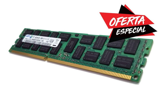 Memoria Servidor Samsung Ecc Rdimm 8gb Ddr3 1333 Mhz Cisco