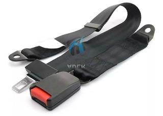Cinturon De Seguridad Trasero 2 Puntas Homologado Completo