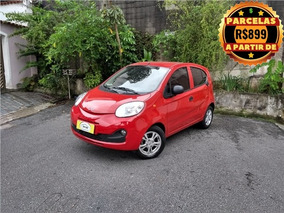Chery Qq 1.0 Mpfi Act 12v Flex 4p Manual