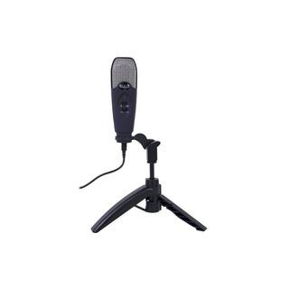 Micrófono Para Grabación En Estudio Usb Cad U3 De Edición Li