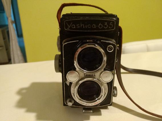 Camera Yashica 635 ,para Colecionador