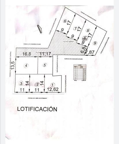 Imagen 1 de 1 de Venta Terrenos En Fraccionamiento Cercal Centro Cuernavaca
