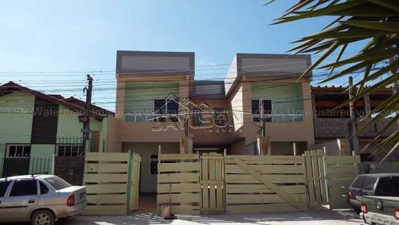 Casa Vazia - 2 Quartos - 15 Por Cento De Entrada. - Vpca20028