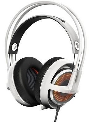 Headset Steelseries Siberia 350 White