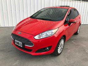Ford Fiesta Kinetic Design 1.6 Se Plus Powershift 120cv