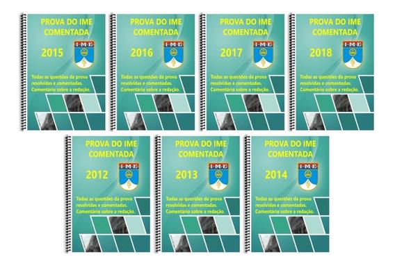 Provas Ime Resolvidas Comentadas 2004 A 2019
