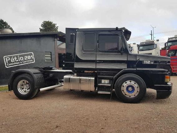 Scania 112 Hs Toco 1989 Com Ar Condicionado