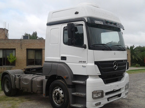 Mercedes Benz Axor 2040 ( Anticipo + Financiación)