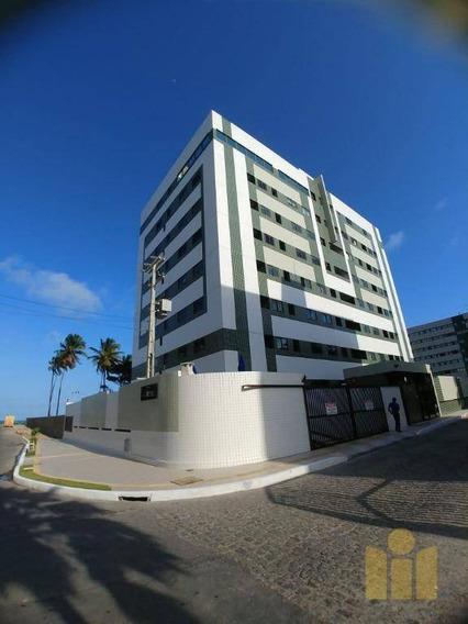 Apartamento Residencial À Venda, Cruz Das Almas, Maceió. - Ap0405