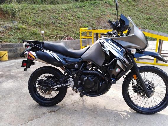 Klr 650 2012