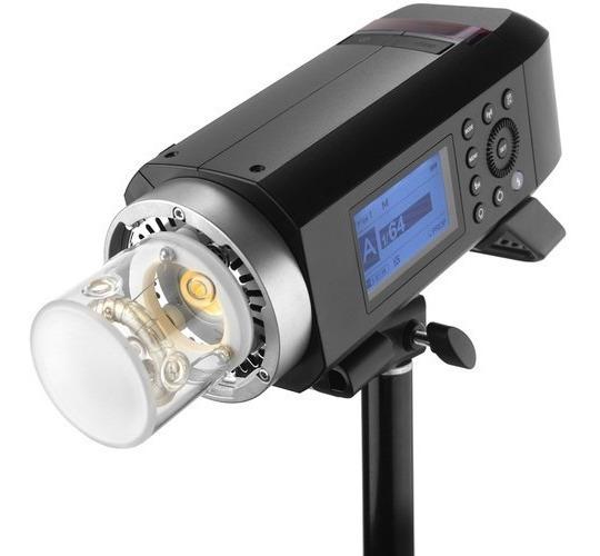 Flash Godox Witstro Ad400pro - Ttl Garantia Novo