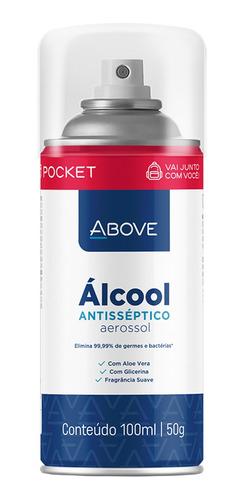 Alcool Aerosol Above 70% 100ml