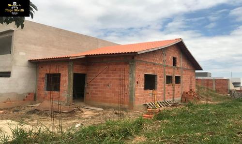 Casa Em Construção À Venda No Bairro Vitiello - Ca00410 - 69255126