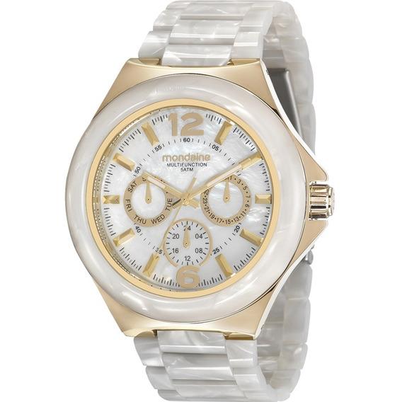 Relógio Mondaine Feminino Multifunction Nota 99331lpmvdf6