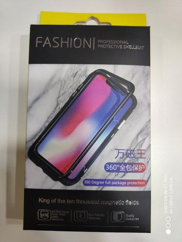 Funda Magnetica Metalica iPhone 7 8 Plus